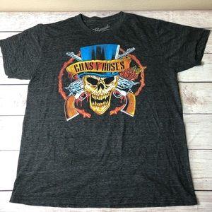 Bravado Guns N Roses | Graphic Band Tee